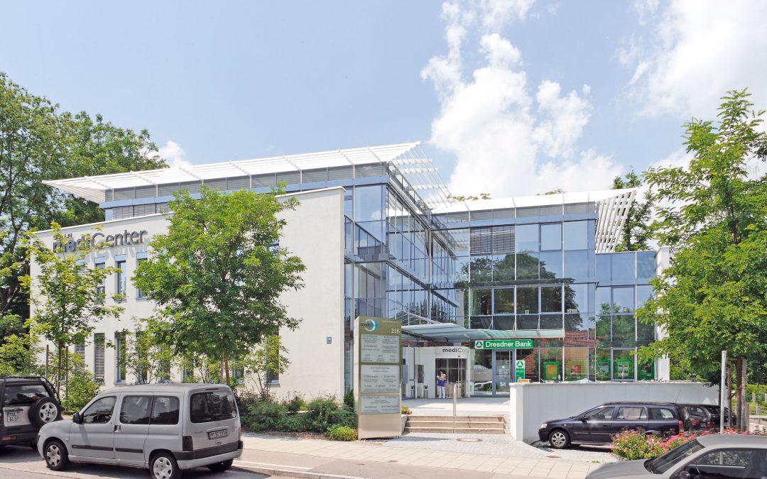 Ärztehaus Wolfratshauser Straße 216