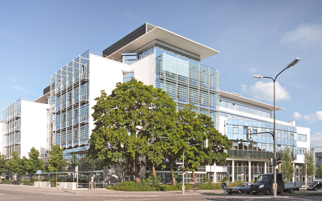 Tech Data Center Kistlerhofstraße 75