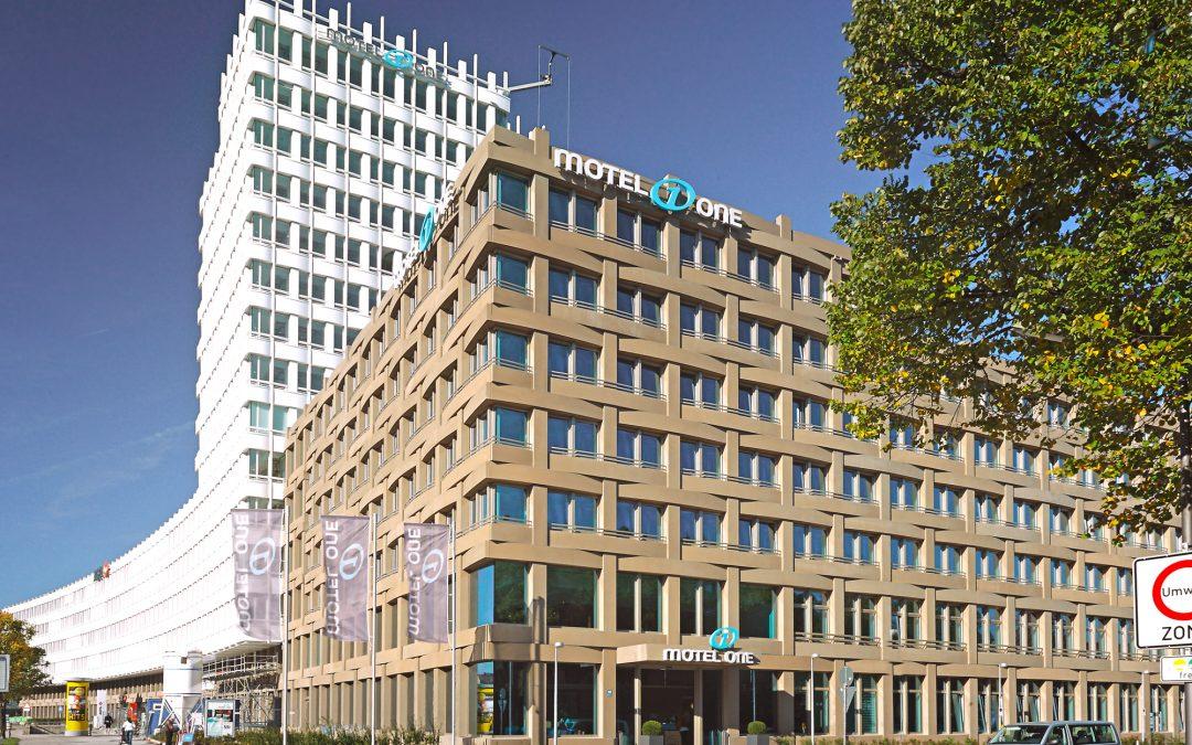 Büro- und Gewerbegebäude an der Tegernseer Landstraße