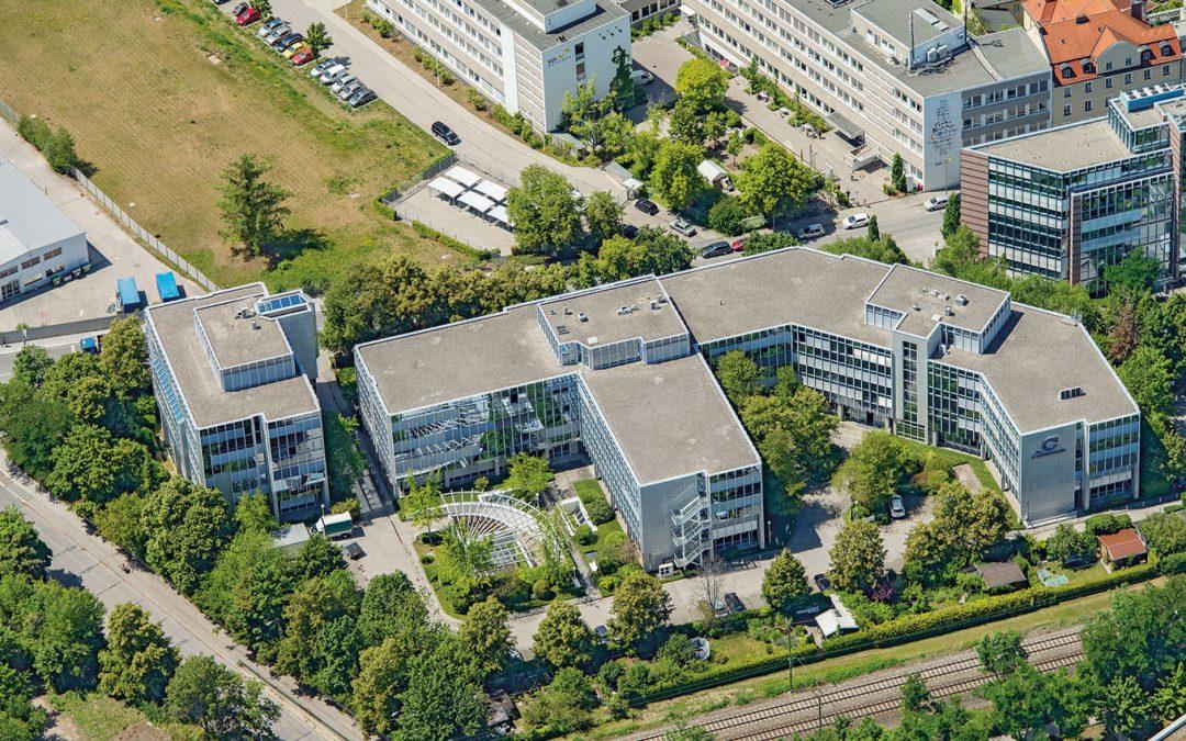 Büro – und Verwaltungsgebäude Baierbrunner Str. 31 -37