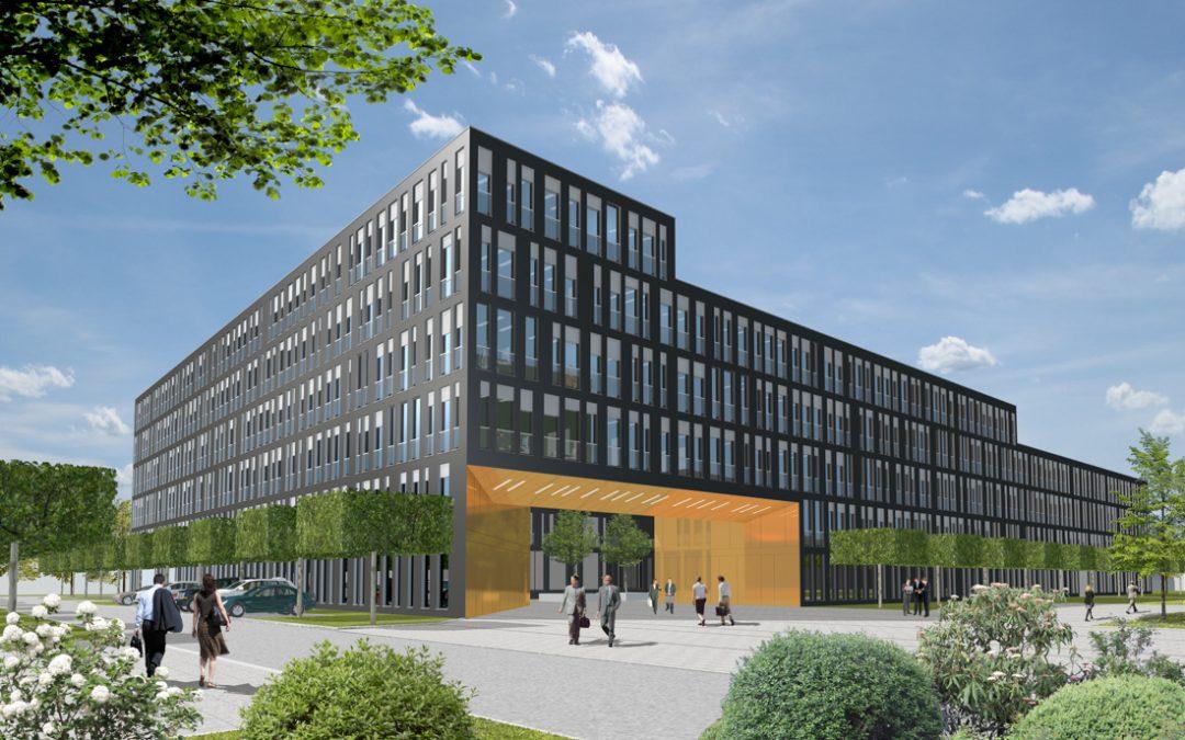 Büro- und Gewerbegebäude Prinzenpark, München – Karlsfeld