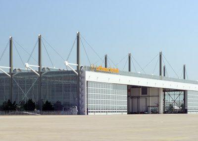 Lufthansa – Wartungsanlagen
