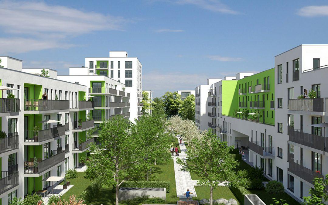 Wohnanlage im Parkviertel Giesing (Wocon III)
