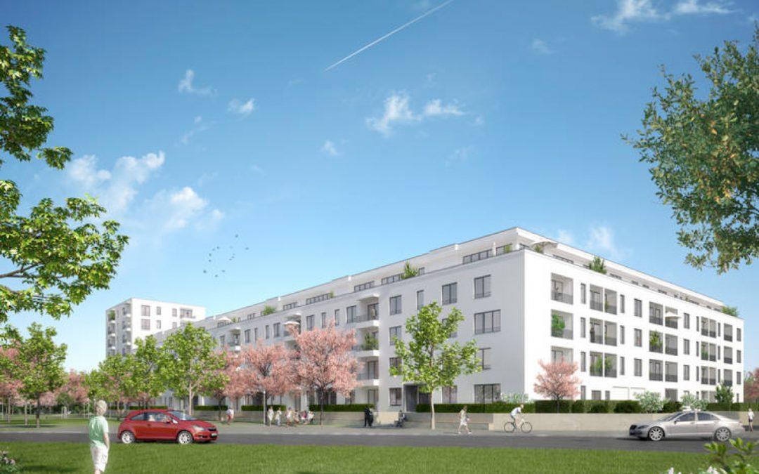 Wohnanlage im Parkviertel Giesing (Wocon VI)