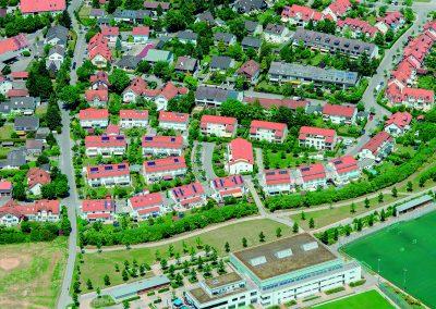 Wohnpark an der Parkstraße in Neuried