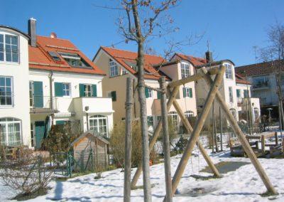 Doppel- / Reihenhäuser Baldurstraße