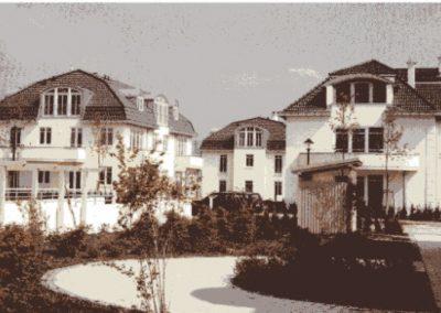 Stadt- und Reihenhausvillen