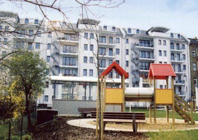 Wohnanlage Schnorrstraße