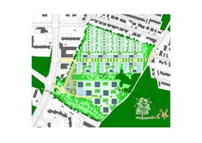 Städtebauliche Entwicklung München-Perlach